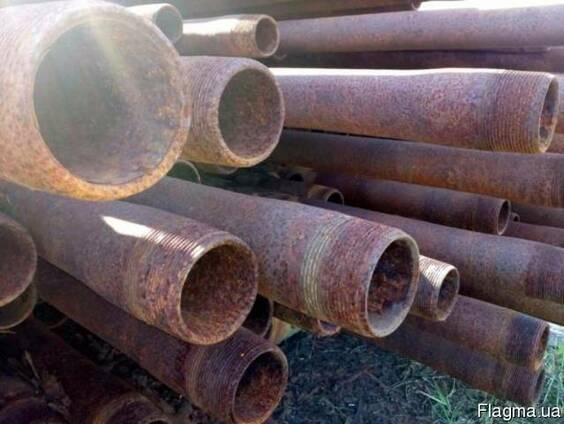 Продам трубу НКТ бурильну різних розмірів