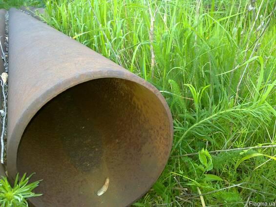 Продам трубы металлические диаметром 300 мм и и 280 мм