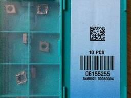 Продам твердосплавные пластины TaeguTec CCMT 060202FM CT3000