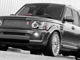 Продам тюнинг аксессуары для Land Rover Discovery 3 / 4