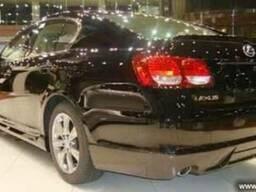 Продам тюнинг аксессуары для Lexus GS 300 / GS 350 / GS 450