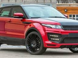 Продам тюнинг аксессуары для Range Rover Evoque
