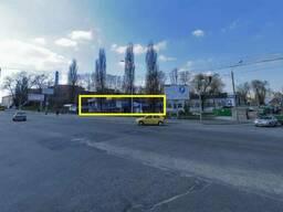 Продам здание 432 м2, фасад на Луговую и Дегтяренко, Караван
