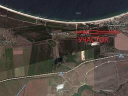 Продам участок (4 га) у моря в Крыму.