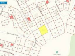 Продам участок ИЖС 981 м кв. Коробейников 1А ижс