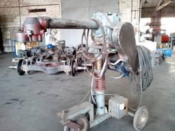Продам угловой промышленный электро гайковерт.
