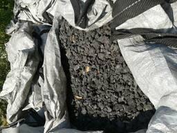 Кокс , брикет в мешках продам. Фракция 6-10, 20-40, 60 мм днепр
