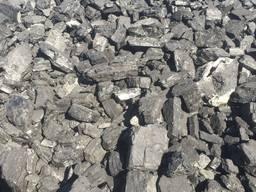 Продам уголь, песок, гранитный отсев, щебень