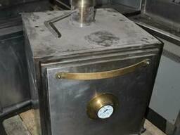 Продам угольную печь бу хоспер BQ 1H для ресторана, кафе
