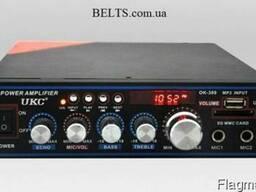 Продам. Усилитель звука для динамиков УКС 309, UKC 309