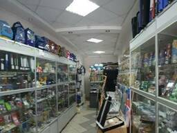 Продам в центре г. Керчь магазин художественного искусства