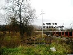 Продам в селе Горобиевка, участок 10 соток. - фото 4