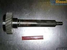 Продам Вал первичный КПП 2381 МАЗ усиленный d=50,95мм, z=28