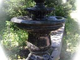 Продам вазы, шары, балясины, столы, фонтаны, лампадки из гранита - фото 4