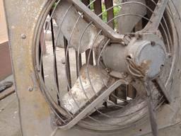 Продам вентилятор осевой промышленный б/у