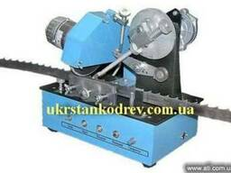 Продам заточной станок для ленточных пил в Харькове.