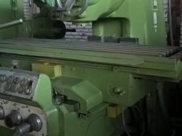 Продам вертикально-фрезерный станок FSS 400