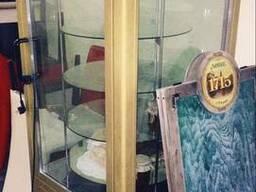 Продам вертикальную кондитерскую витрину бу для кафе, баров,