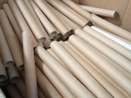 Продам втулки (шпули) картонные, D 50 мм