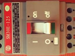 Продам вводной трёхфазный автоматический выключатель 100А
