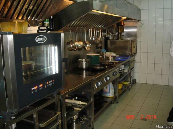 Продам вытяжку (вытяжной зонт) кухонную из нержавеющей стали