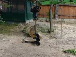 Продам Ямобур Бур Гидробур гидравлический новый
