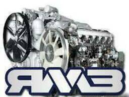 Основные запчасти двигателя ЯМЗ