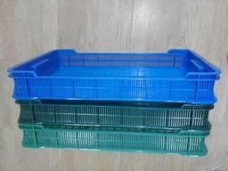 Продам ящики пластмассовые для ягоды(чешка низкая)600*400*95