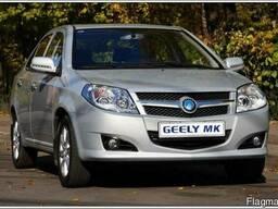 Продам запчасти на Geely MK, MK2