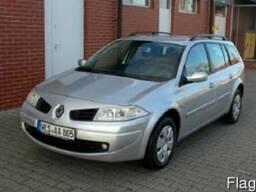 Renault Megane II (2002-2008) Авторазборка / Запчасти под заказ