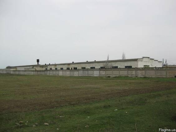Продам здание под производство, склад