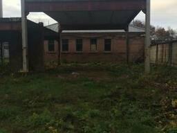 Продам здание под склад, СТО, офис, производство (недостр