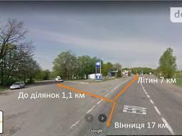 Продам земельну ділянку під житлову забудову с. Рибаче, 4 Га