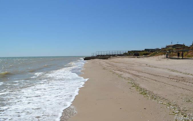 Продам земельный участок 12 соток на берегу моря. Степановка