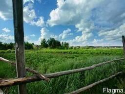Продам под Киевом земельный участок под застройку.