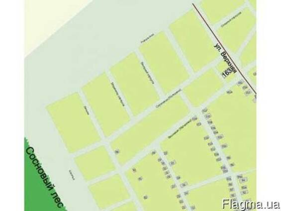 Продам земельный участок в Матвеевке
