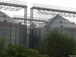 Продам зернохранилище Richard на 2000 тонн