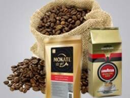 Продам зерновой кофе и молотый для кофе аппаратов (Вендинга)