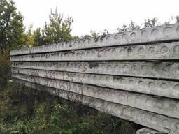 Продам железобетонные конструкции плиты перекрытие, дорожные