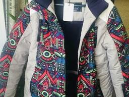 Продам зимний дизайнерский костюм, размер М