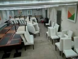 Продаётся Б/У мягкая мебель для ресторанов (диваны столы...)