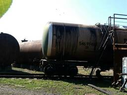Продаётся промышленный комплекс - нефтебаза и склады