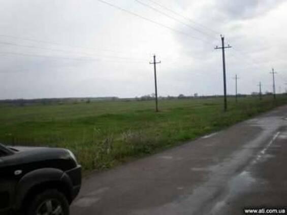 Продаётся земельный участок 4 га возле очистных сооружений