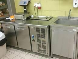 Продаю бу холодильный стол