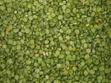 Продаю горох зеленый колотый - фото 1