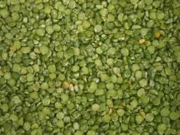 Продаю горох зеленый колотый