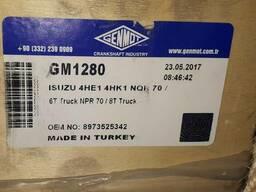 Продаю коленвал 4HЕ1 4HК1 NQR70 Евро3,4,5.