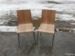 Продаю стулья б/у для кафе бара ресторана На складе 22шт В