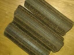 Продаю топливные брикеты с отхода подсолнуха