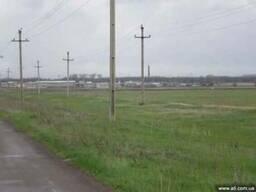 Продаю зем.участок от 0,5 га в г.Луганске под стр-во базы